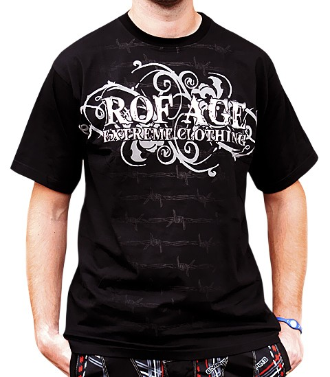 RoF Age T-Shirt Barb Wire