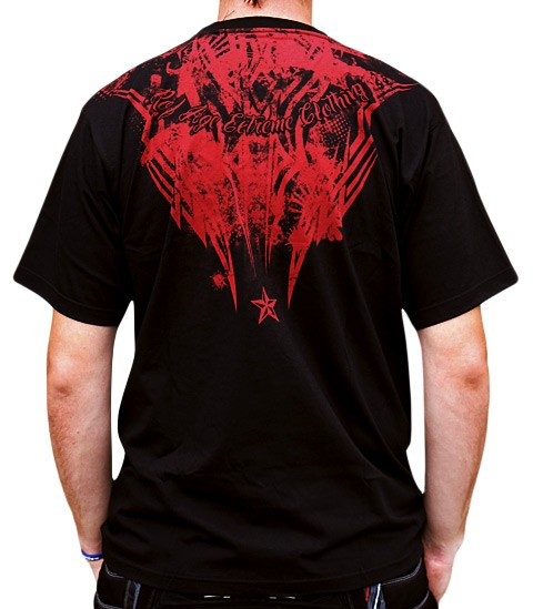 RoF Age T-Shirt Paintball is Life Black