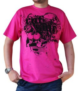 RoF Age T-Shirt Cherry