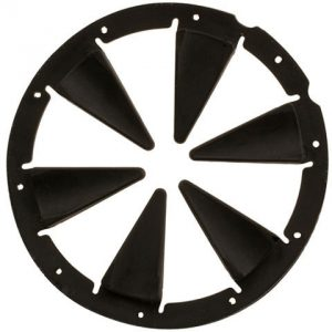 Exalt Feedgate Rotor Black