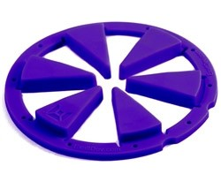 Exalt Feedgate Rotor Purple