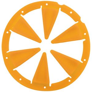 Exalt Feedgate Rotor Orange