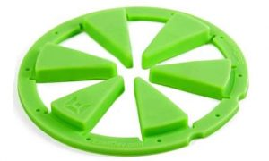 Exalt Feedgate Rotor Lime
