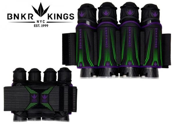 BNKR Kings Pas Supreme Pack 4+7
