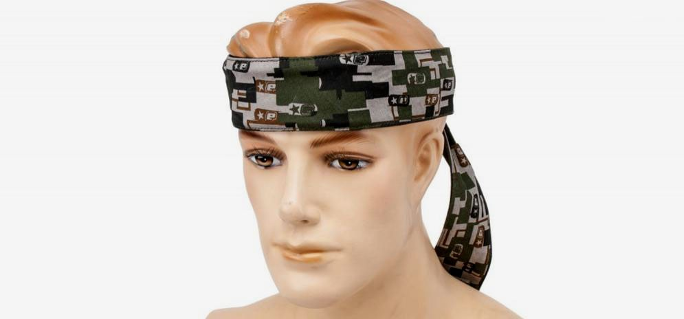 Planet Eclipse Headband Digi E-camo