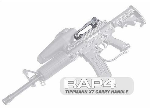 Rap4 X7 uchwyt Carry Handle